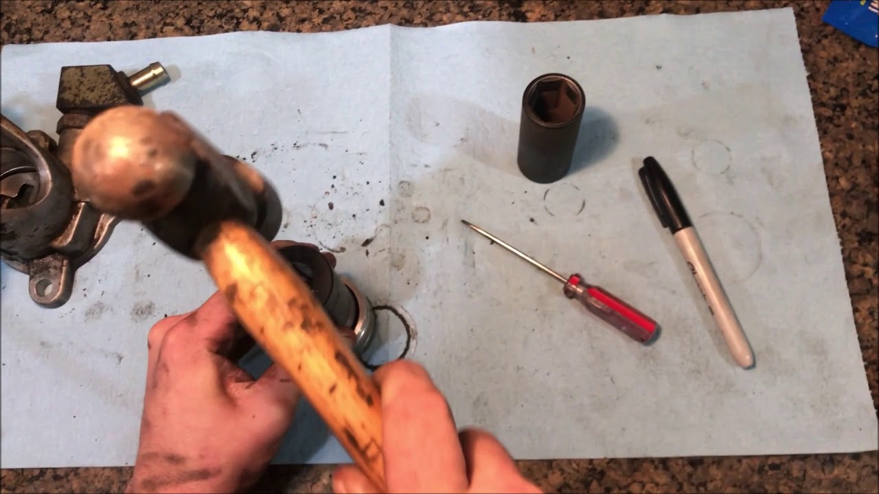 small resolution of dodge cummins vacuum pump rebuild