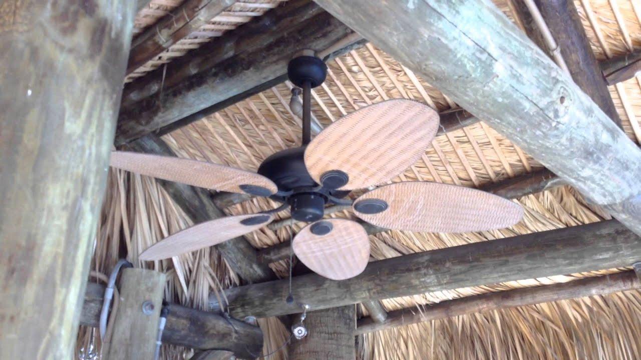 52 Quot Harbor Breeze Tilghman Ceiling Fan Youtube