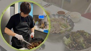 B1A4 비원에이포 CNU 신우  Cooking 2021.01.15