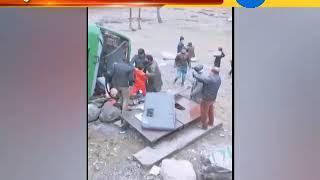 Mukesh Bharwad help to School Student who injured in Accident at Pahelgam|Zee24Kalak