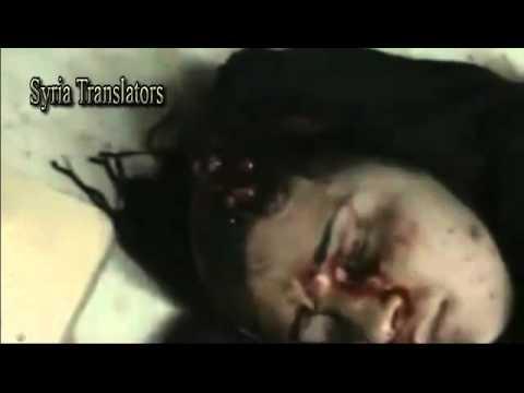 Syria, Rastan+18 (Assad's massacre ) killing an entire family by the random bombardment. 13-2-2012