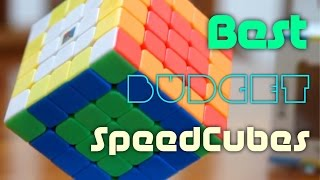 Best Beginner SpeedCubes | 2x2 - 5x5
