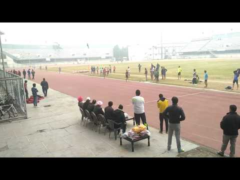 4×400Mtr. Final relay Republic day 2018 Ludhiana, Punjab, India