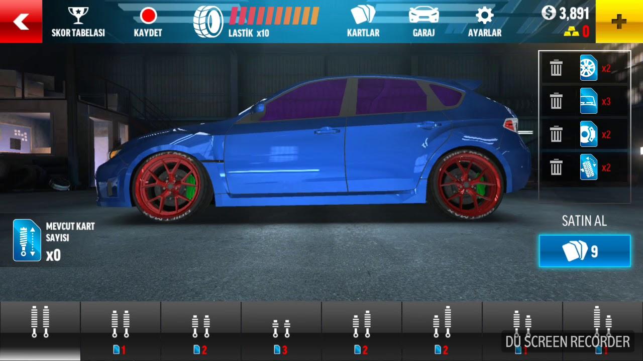 تحميل لعبة سباق السيارات Drift Max Pro مهكرة 2020