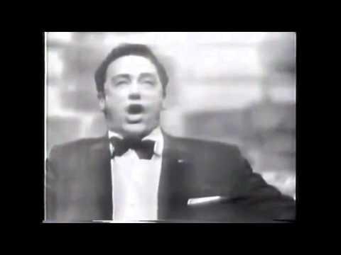 Mario Del Monaco O Sole Mio Live 1961 Tokyo Audio HQ