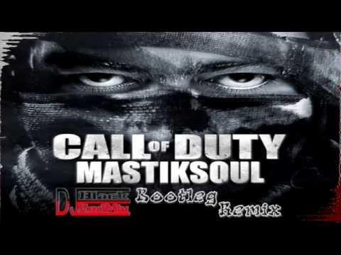 Mastiksoul - Call Of Duty (Dj Black & Dj RedMix Bootleg Remix) [OUT NOW]