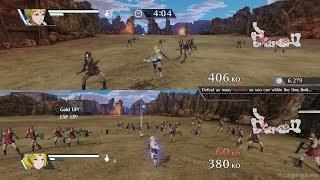 Fire Emblem Warriors - Split-Screen Gameplay - History Mode