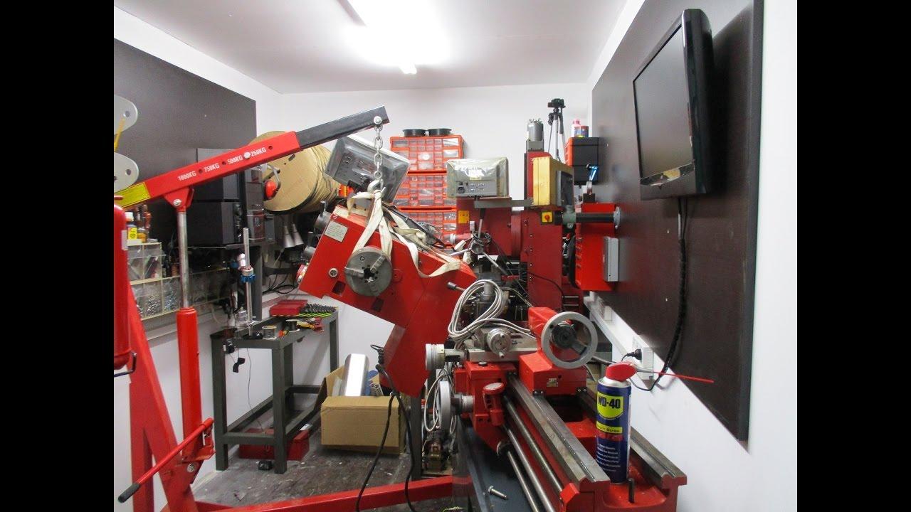 my machine shop