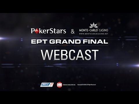EPT в Монако 2015 - Живой турнир - Супертурнир хай-роллеров, показ закрытых карт, PokerStars
