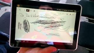 Galaxy Tab 10.1 N funktioniert mit S-Pen!