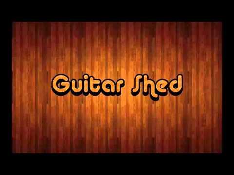 Blues Guitar Backing Track in B flat
