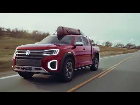 WOW Volkswagen Atlas Tanoak Pickup