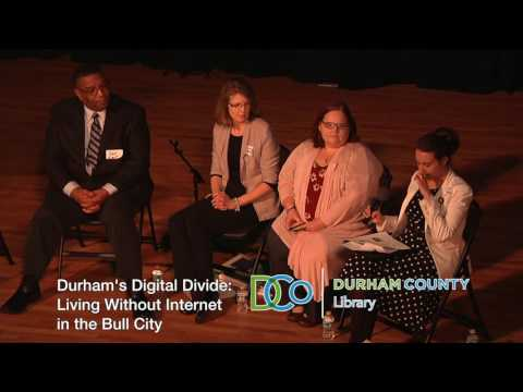 Durham's Digital Divide: Living without Internet in the Bull City
