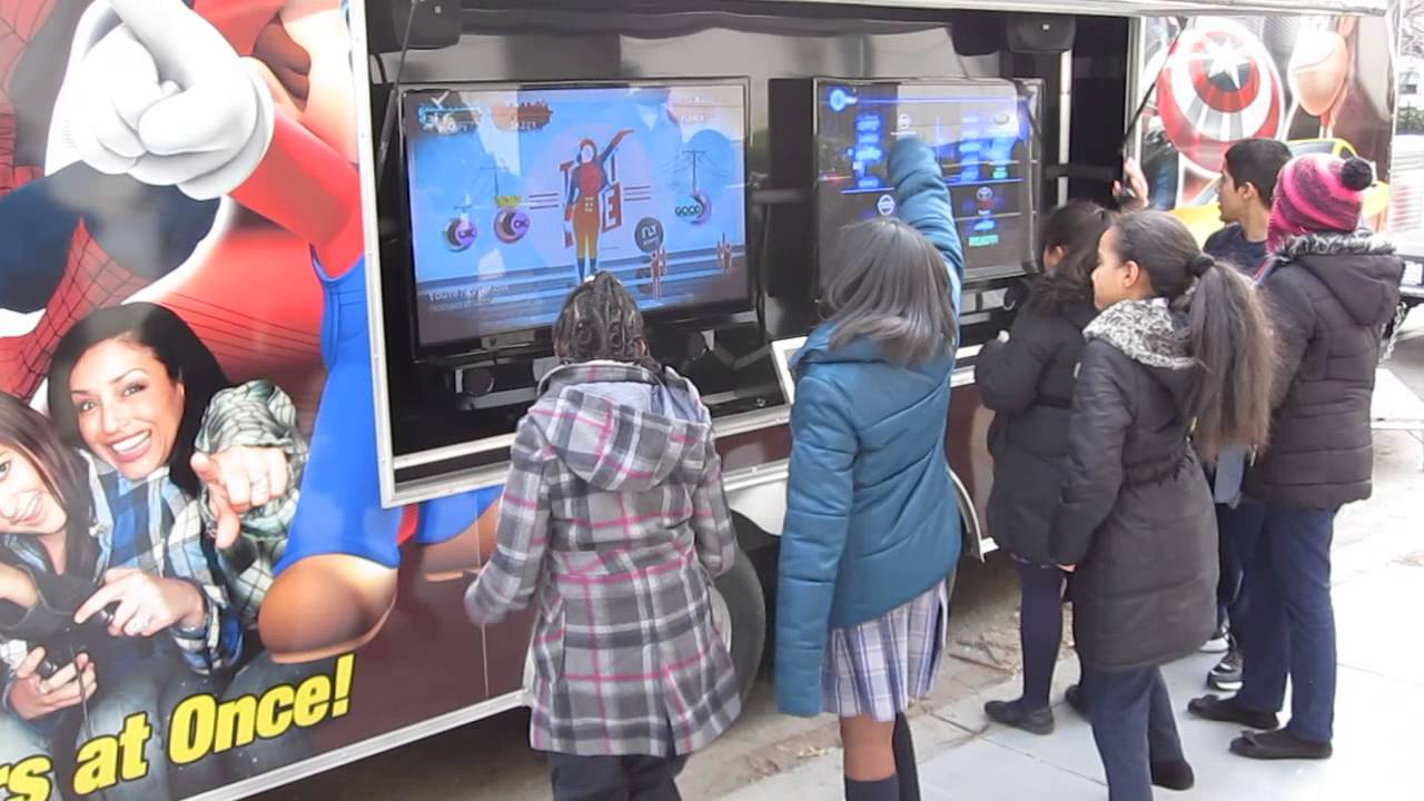The Best Birthday Party Idea In Des Moines Iowa Have A Mobile Game Truck
