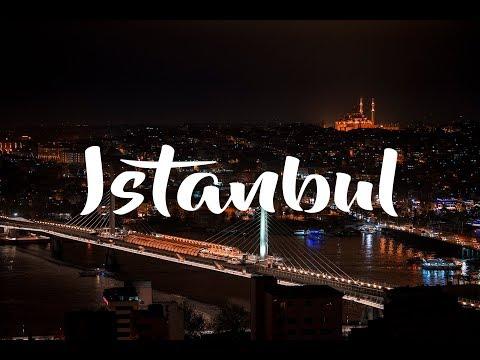 ISTANBUL -  Travel Video (DJI Osmo Mobile 2)