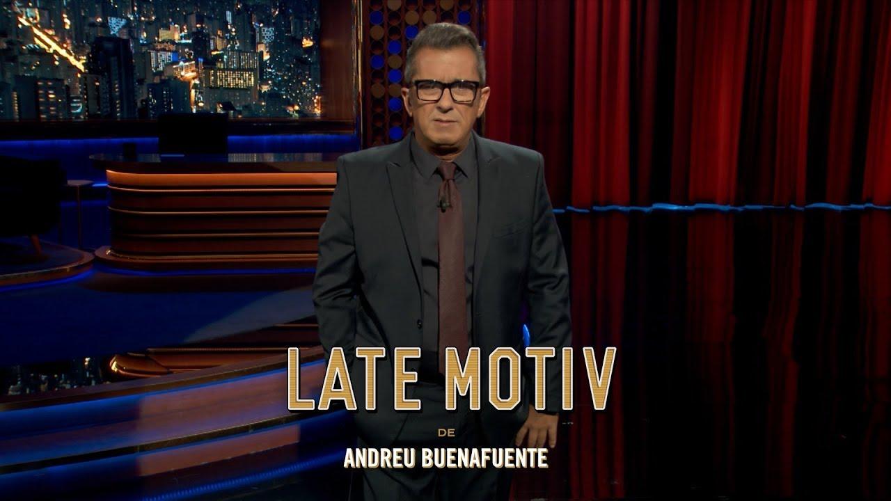 "LATE MOTIV - Monólogo de Andreu Buenafuente. ""Brieva D'Or"" | #LateMotiv411"