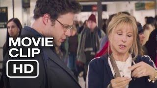 The Guilt Trip Movie CLIP - Airport (2012) - Seth Rogen Movie HD