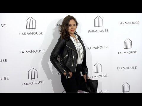 "LeslieAnne Huff ""Farmhouse"" Grand  Red Carpet"