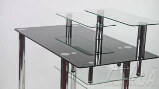 Видео обзор компьютерного стола