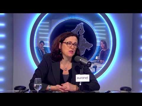 """There is a risk of terrorist attacks in the EU"" - Interview with Cecilia Malmström"