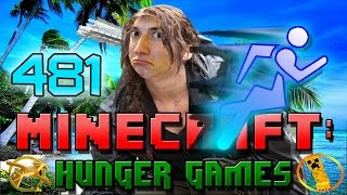 Minecraft: Hunger Games w/Mitch! Game 481 - HOTEL BLUR MODE!