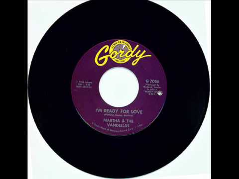 Martha And The Vandellas - I'm Ready For Love
