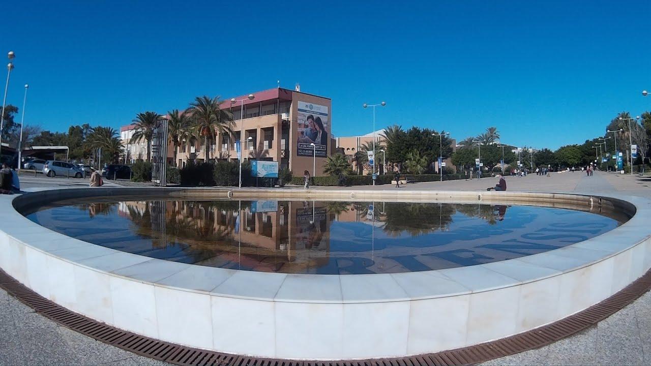 25 Aniversario de la Universidad de Almería - YouTube