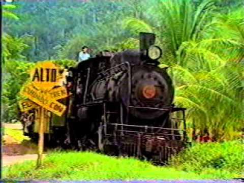 Documental sobre Limón y el ferrocarril al Atlántico
