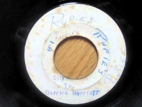 Derrick Harriott 'Sitting On Top Of The World' (I Gotta Know Now)