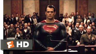 Batman v Superman: Dawn of Justice (2016) - Superman on Trial Scene (3/10) | Movieclips