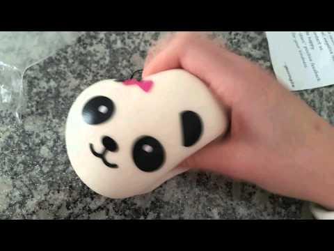 Pacco Da Ebay : Squishy Jumbo Panda