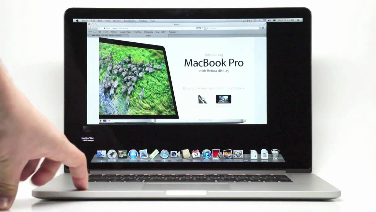 Apple MacBook Pro with Retina display review (mid 2012)
