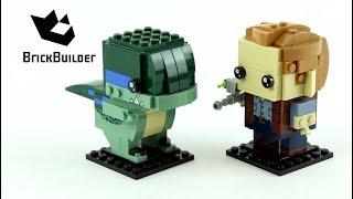 Lego BrickHeadz 41614 Owen & Blue - Lego Speed Build