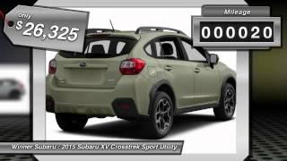 2015 Subaru XV Crosstrek Dover DE S812