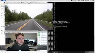 George Hotz | Programming | Livecoding SLAM | twitchslam | Part1