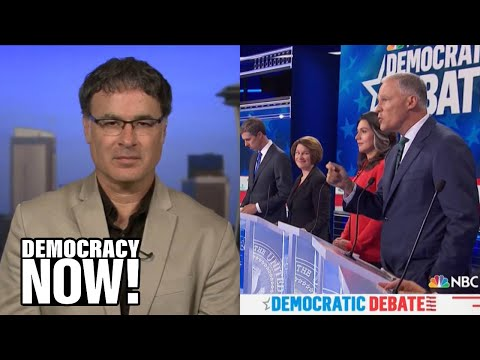 """Who Is the DNC Loyal To?"" Dahr Jamail Questions DNC Veto of Primary Climate Debate"
