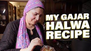 MY GAJAR HALWA RECIPE   SHAGUFTA EJAZ