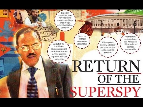 Ajit Doval a Nightmare for PAKISTAN | This is a MUST watch VIDEO !