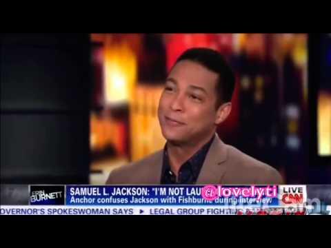 Samuel L. Jackson slams reporter who mistook him for Laurence Fishburne