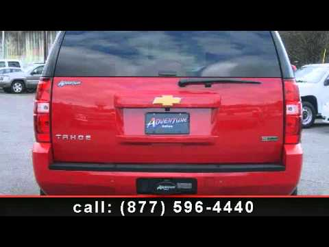 2012 Chevrolet Tahoe   Adventure Chevrolet Chrysler Jeep Mazda   Dalton, GA  30720