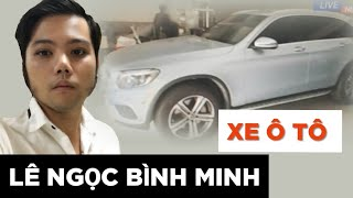 Con trai ông Lê Minh Trí đi xe ô tô, lời khai của anh Phùng Phụng Hiểu