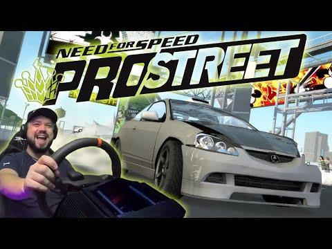 ВЫКЛЮЧИЛ ТРАЕКТОРИЮ - НАЧИНАЕТСЯ ВЕСЕЛЬЕ! Need For Speed ProStreet
