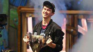 """Kyle """"Bugha"""" Giersdorf: 16-year-old hits the jackpot at """"Fortnite"""" World Cup"""