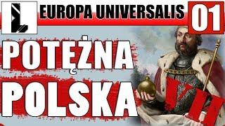 Potężna Polska   Europa Universalis 4 PL   Patch 1.27   01