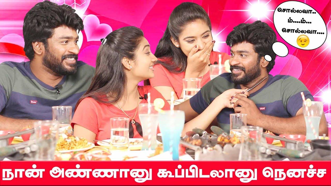 Download New : நீ பாசமா கூப்டேனு நினைச்சேன்...!!! | Colors Tamil Idhayathai Thirudadhey Serial Navin & Bindhu