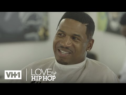 Stevie J Reconnects w/ His Family & Friends In His Series Premiere   Leave It To Stevie