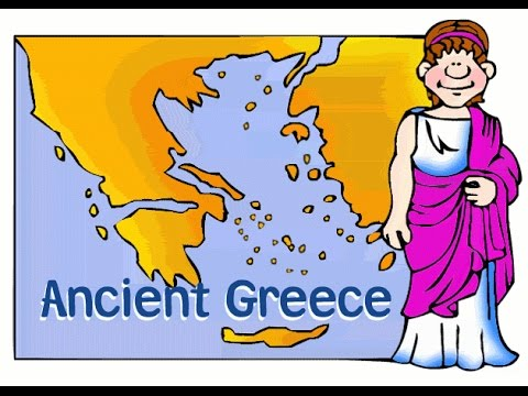 Ancient Greece |Ancient Greece Drawing