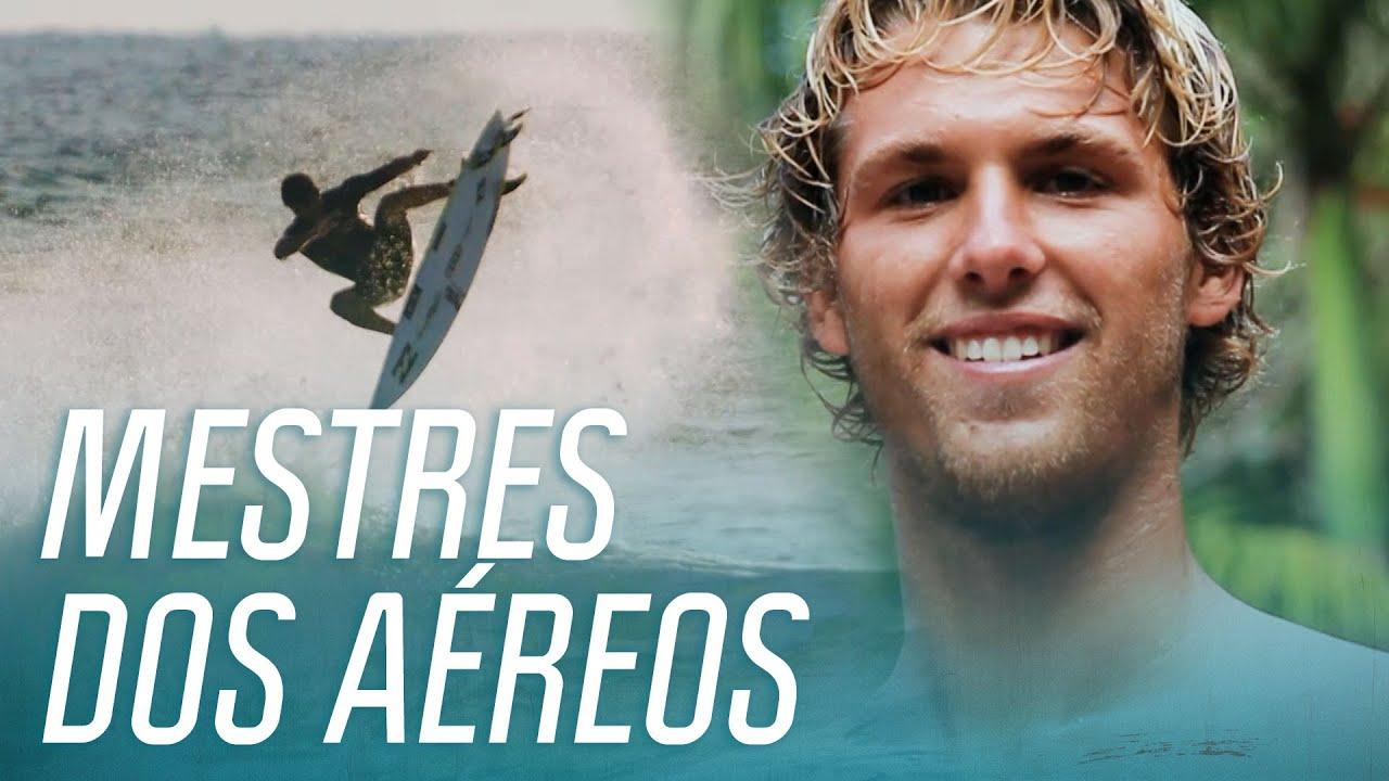 Os Melhores Aerialistas! | Brazilian Storm | Canal OFF