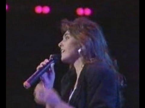 LAURA BRANIGAN - GLORIA ( Live w / lyrics)