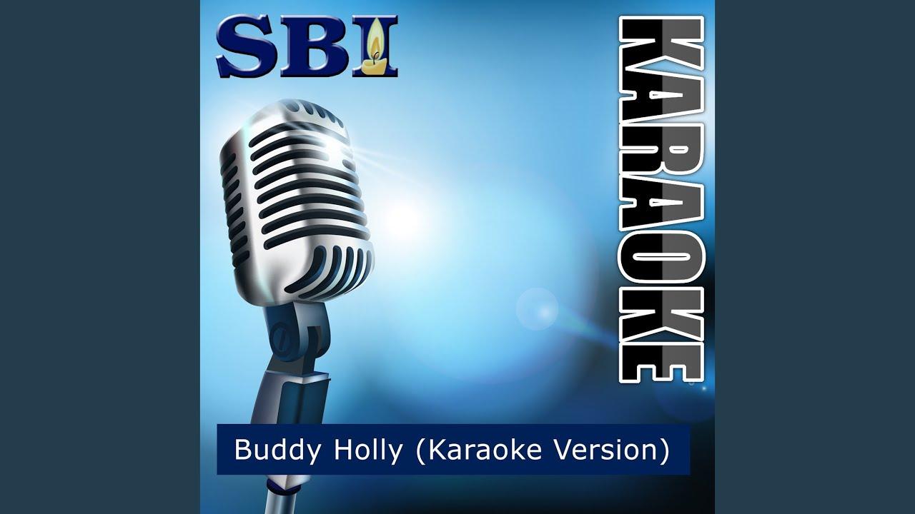 Words Of Love Karaoke Version